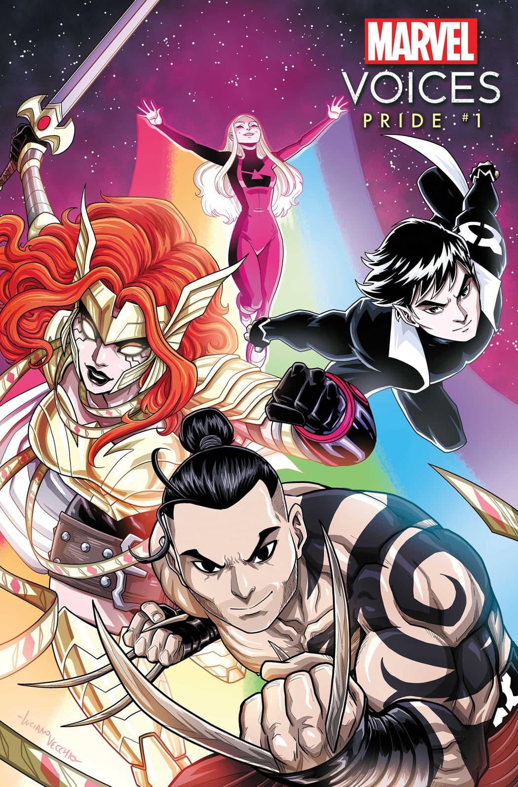 Marvel's Voices Pride #1