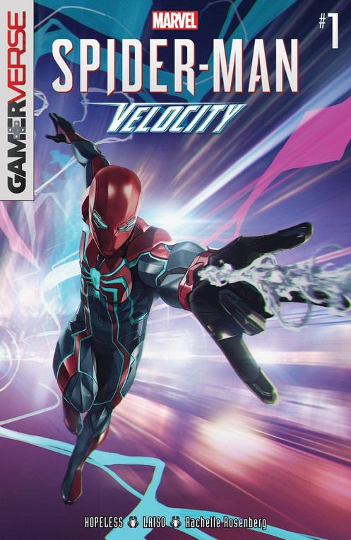 MARVEL'S SPIDER-MAN: VELOCITY #1