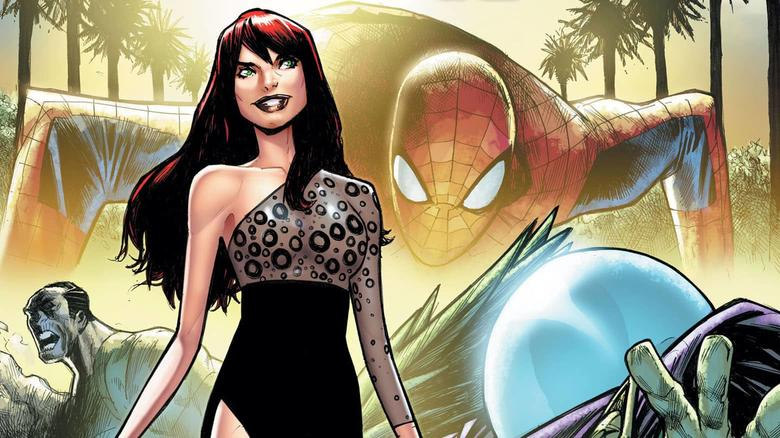 SDCC 2019: Cue the Spotlight for 'The Amazing Mary Jane' This