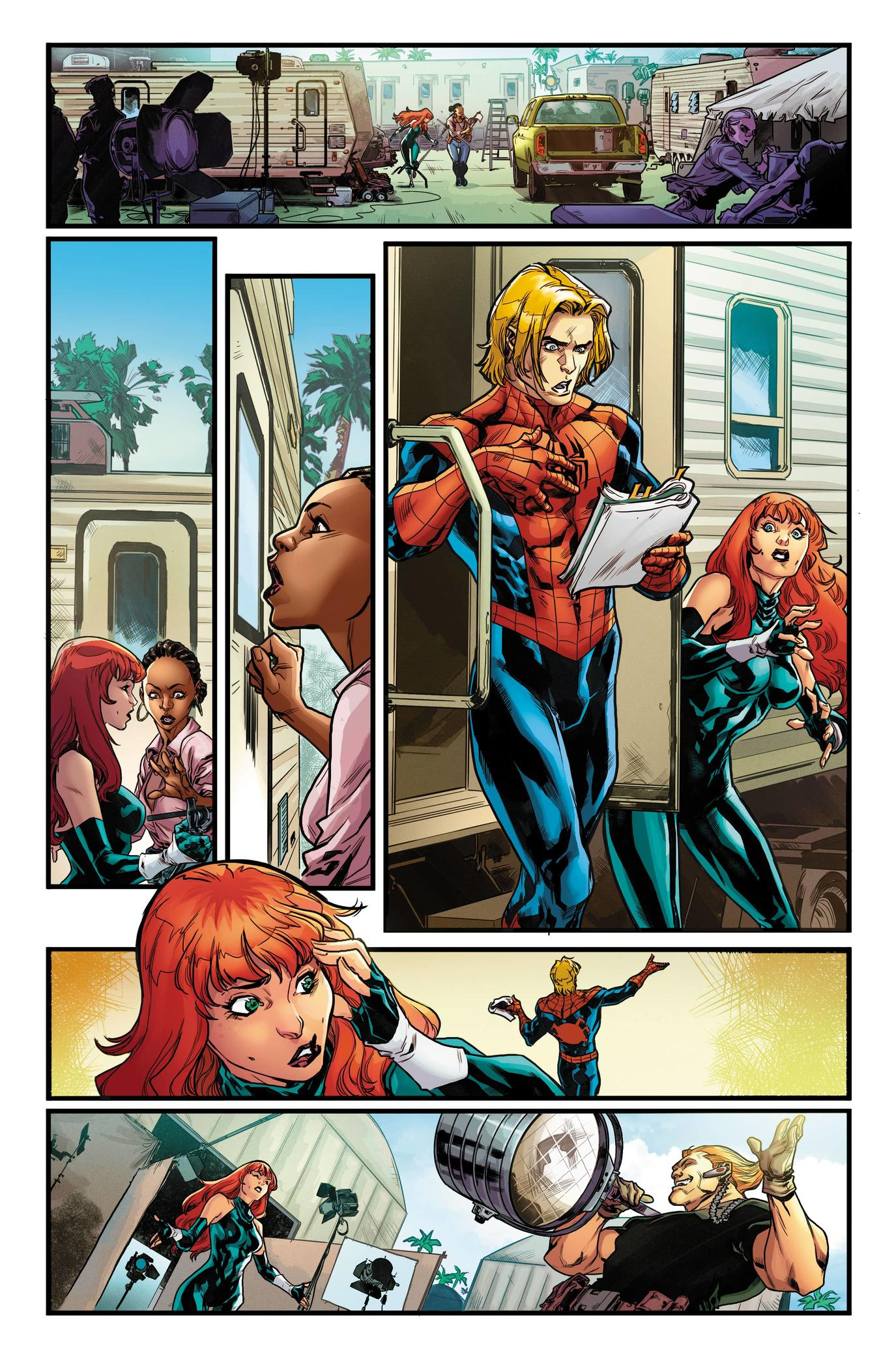 Page from Amazing Mary Jane #1