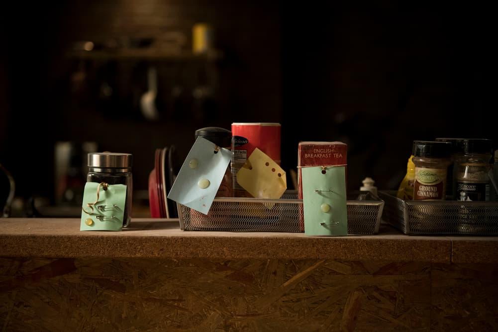 Netflix Marvel Daredevil set Matt Murdock kitchen