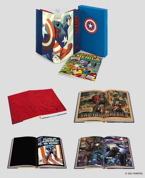 Captain America - The Folio Society