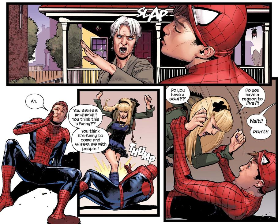 Aunt May_Gwen Stacy