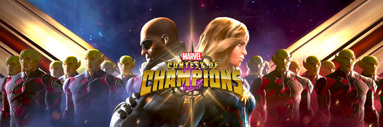 Marvel Contest of Champions - Captain Marvel