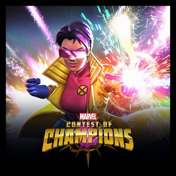 Marvel Insider FEATURED REWARDS Marvel Contest of Champions Ultimate X-Men Crystal Bundle