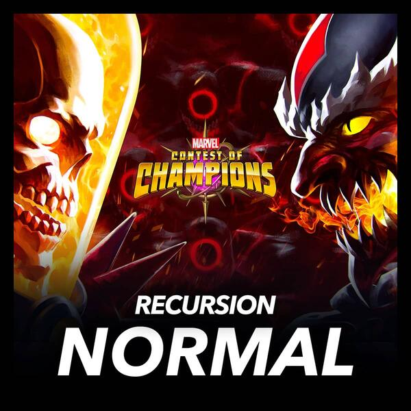 Marvel Insider Marvel Contest of Champions The Recursion Event Quest Normal Quest Earn +35,000 Points