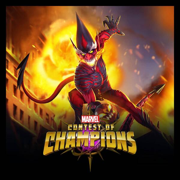 Marvel Insider Marvel Contest of Champions Red Goblin Questing Bundle Redeem for: 125,000 points