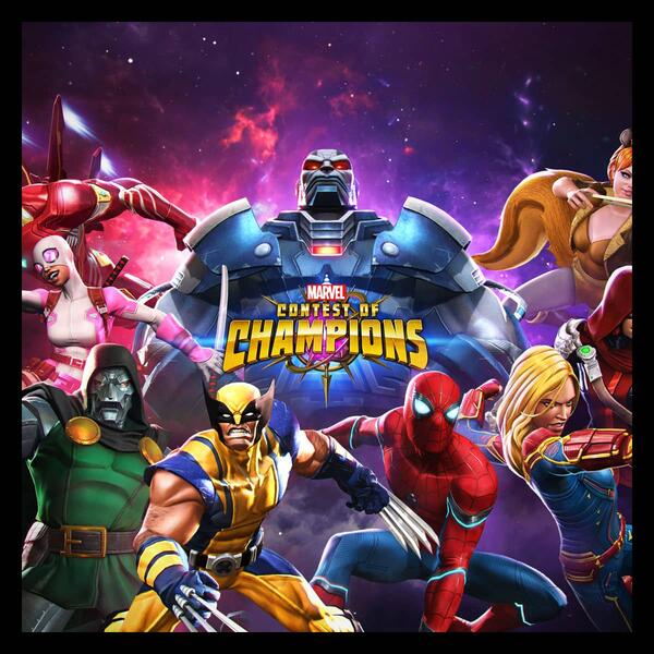 Marvel Insider Featured Rewards Marvel Contest of Champions 2020 Rank Up Bundle