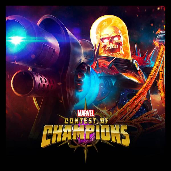 Marvel Insider Marvel Contest of Champions Cosmic Ghost Rider Starter Bundle Redeem for: 30,000 points