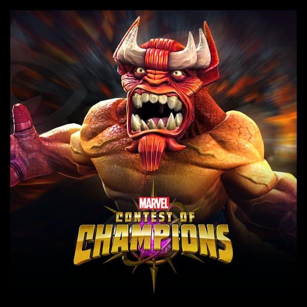 Marvel Contest of Champions Mangog Starter Bundle