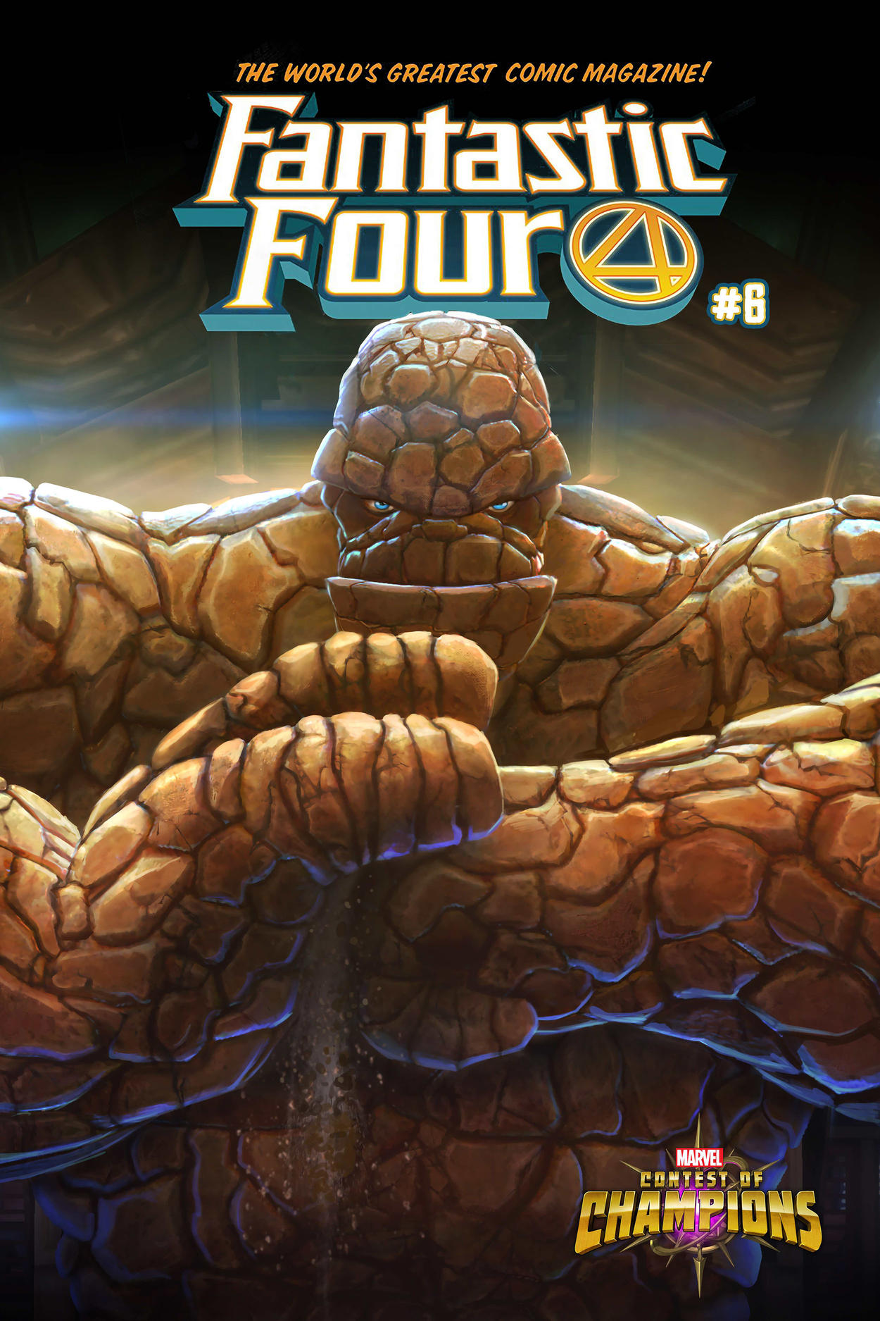 Marvel Contest of Champions (FANTASTIC FOUR #6)