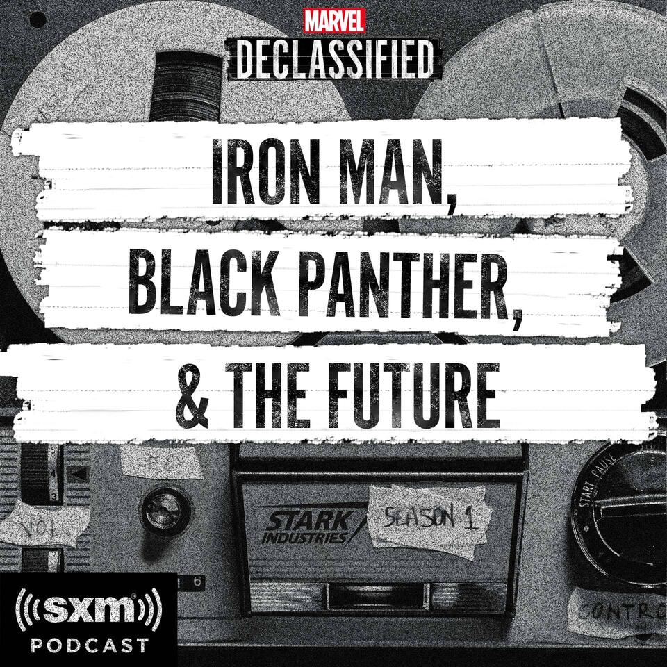 Marvel's Declassified: Iron Man, Black Panther, & the Future