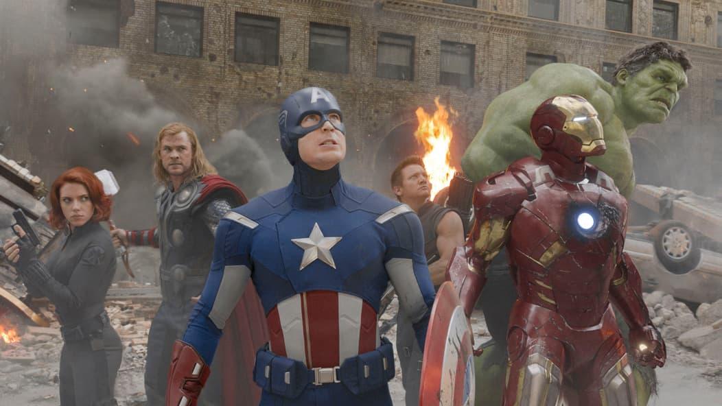 Meet the Avengers