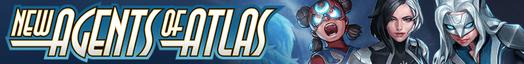 New Agents of Atlas