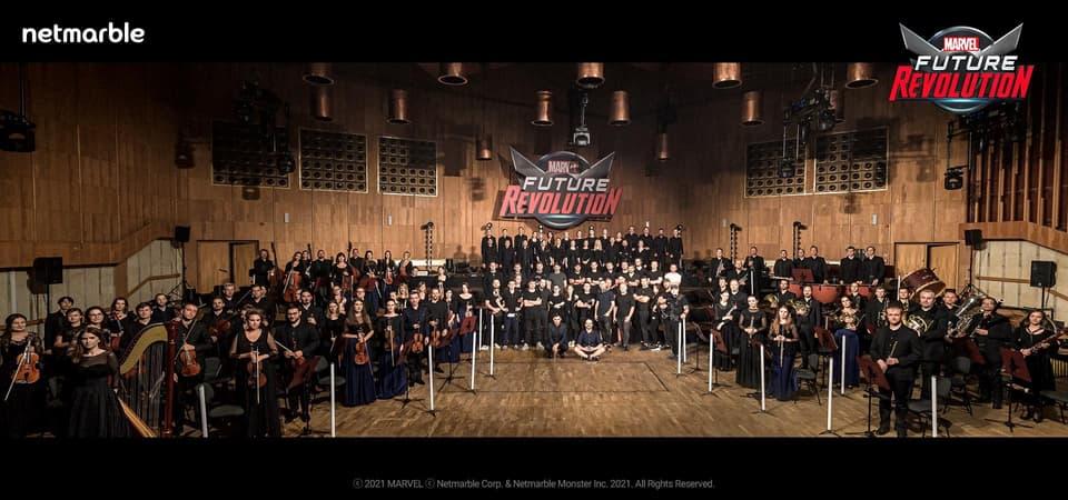MARVEL Future Revolution Orchestra