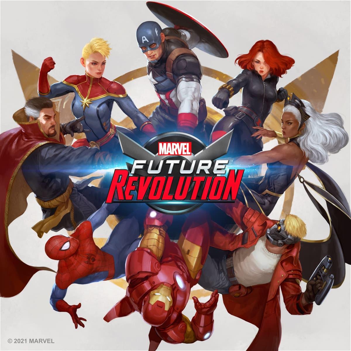 MARVEL Future Revolution: Convergence Soundtrack