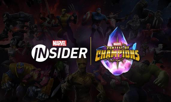 Marvel Insider | Marvel Contest of Champions | Games Rewards