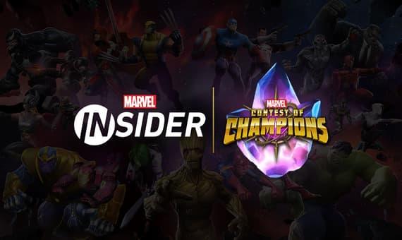 Marvel Insider | Marvel Contest of Champions | Games Rewards