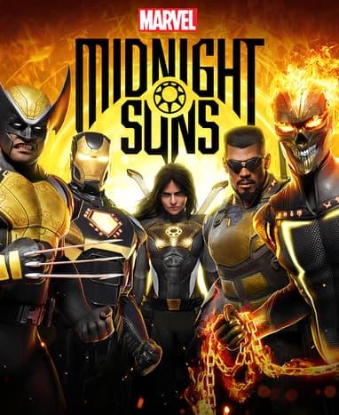 Marvel's Midnight Suns Game Poster