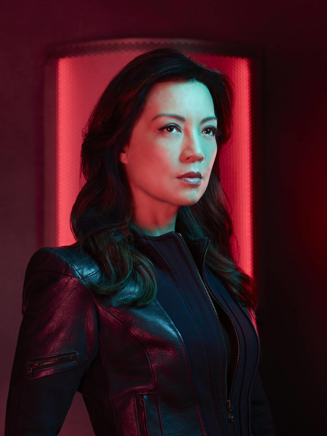 MING-NA WEN AS MELINDA MAY