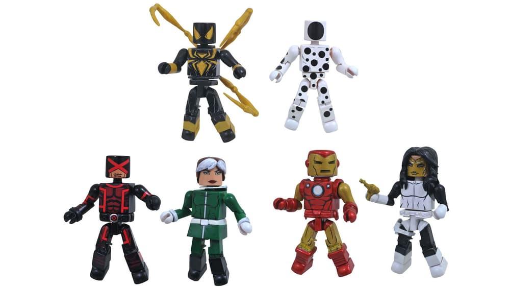 Marvel Minimates Series 26