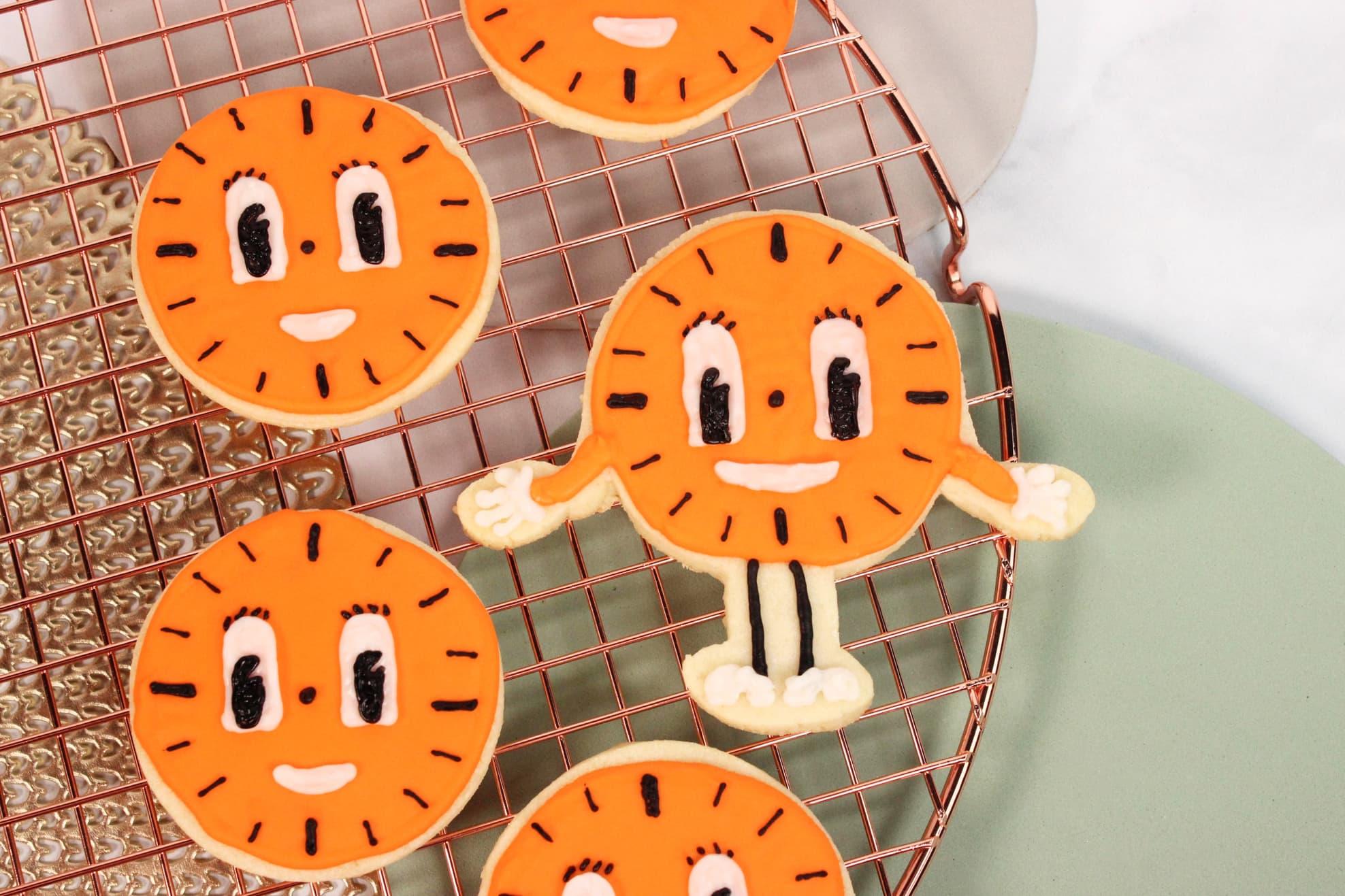 Miss Minutes Cookies