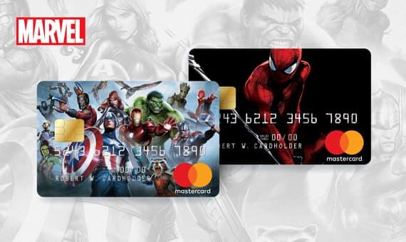 Marvel Mastercard®