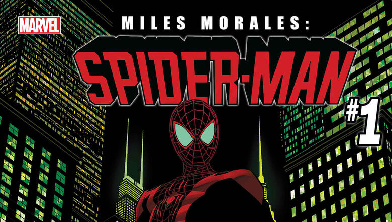 Cover of Miles Morales Spider-Man