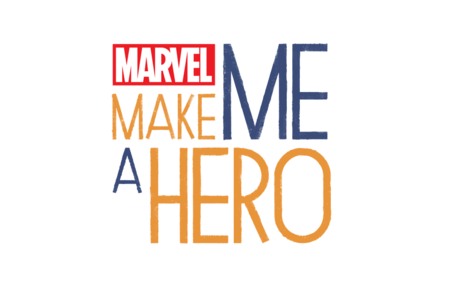 Marvel Make Me A Hero