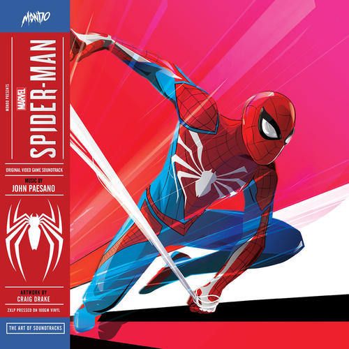 """Marvel's Spider-Man"" - Original Video Game Soundtrack 2XLP"