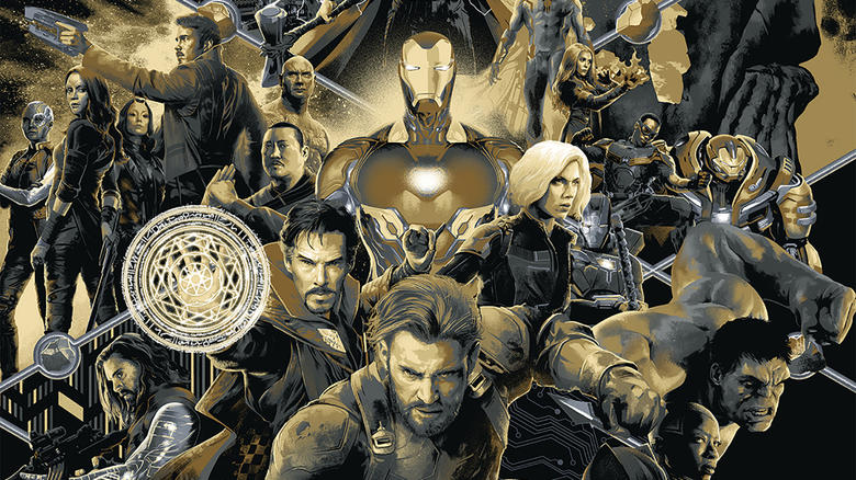 Mondo's San Diego Comic-Con Exclusives Includes New 'Avengers: Infinity War' Variant Poster