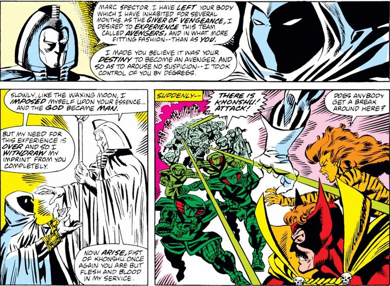 Moon Knight and the West Coast Avengers