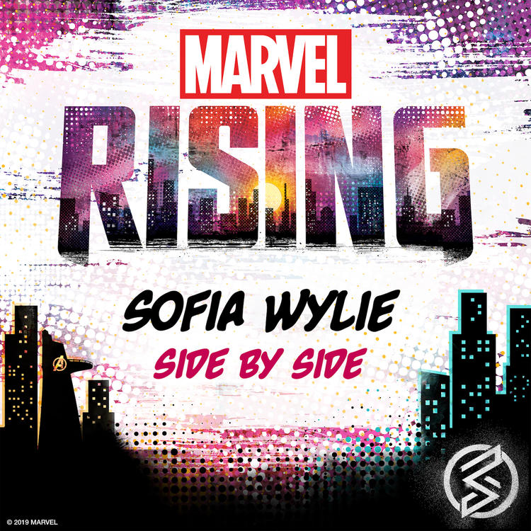 Marvel Rising - Sofia Wylie - Side by Side