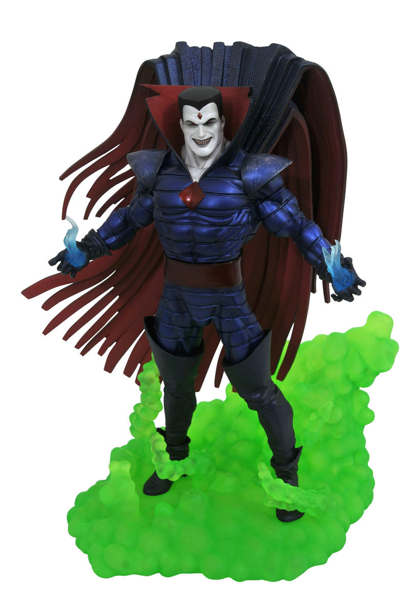 Marvel Comic Gallery Mr. Sinister PVC Diorama