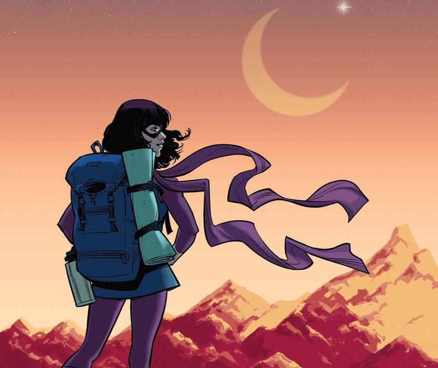 Cover of Ms. Marvel #12