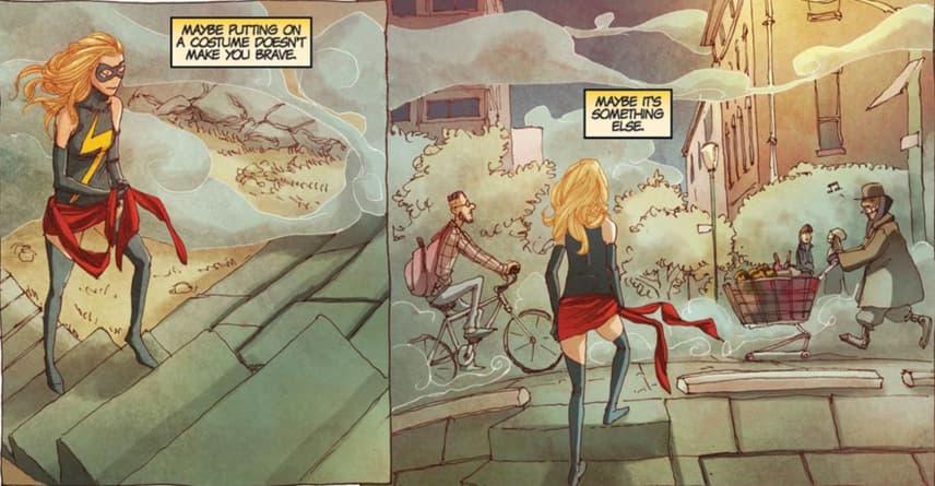 Ms. Marvel after Terrigenesis