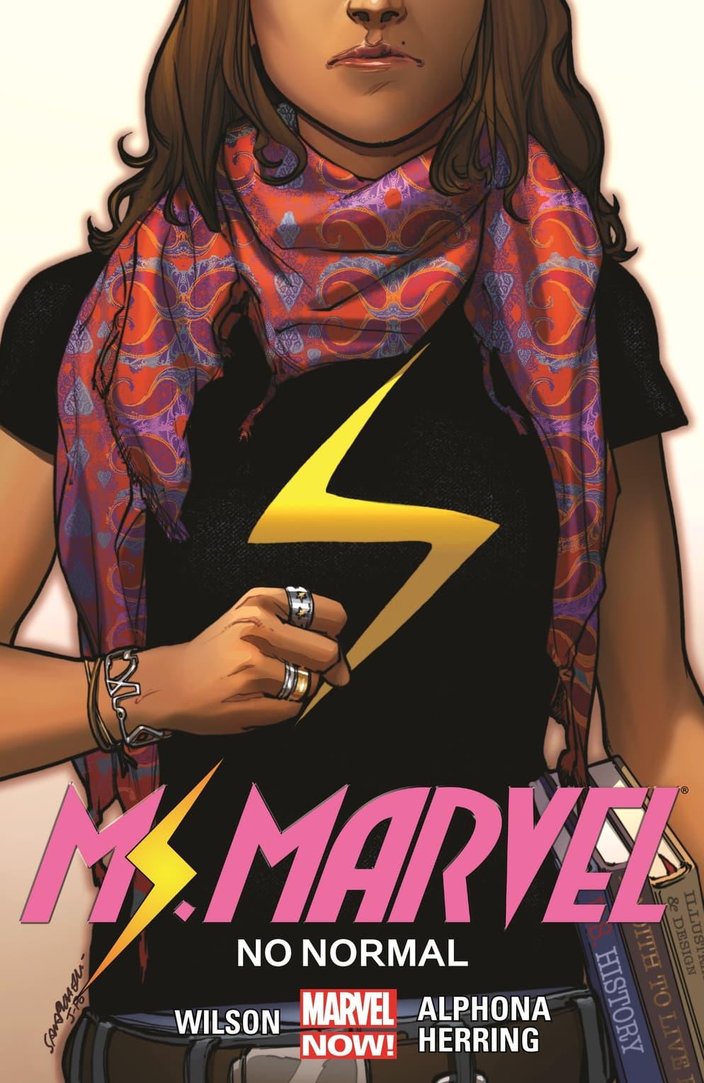 Ms. Marvel Vol. 1: No Normal (Trade Paperback)