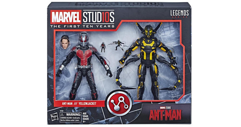 Ant-Man and Yellowjacket
