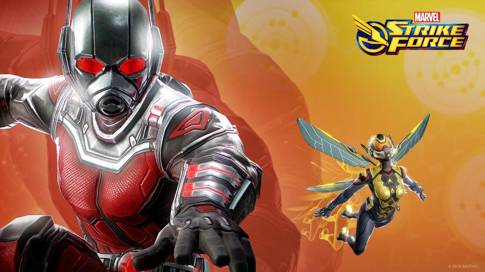 This Week in Marvel Games: An 'Ant-Man and The Wasp