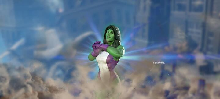 Marvel Strike Force - She-Hulk