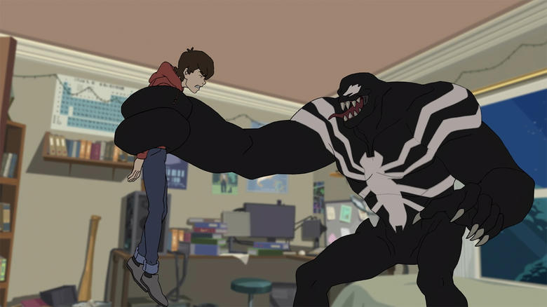 Venom Attacks in a New 'Marvel's Spider-Man' Episode