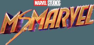 Marvel Studios Ms. Marvel Disney Plus TV Show Season 1 Logo