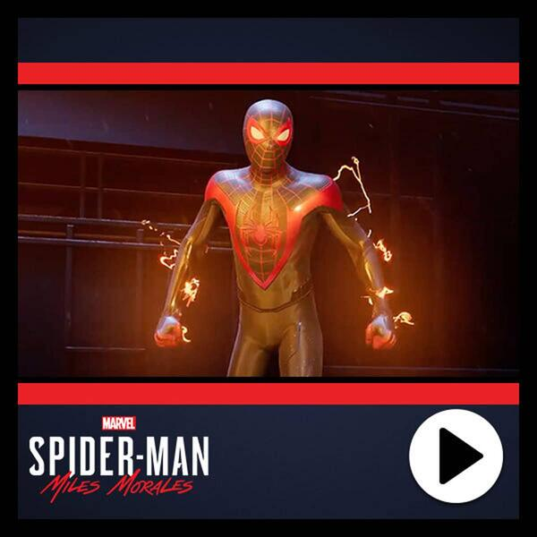 Marvel Insider MARVEL'S SPIDER-MAN: MILES MORALES Watch the Launch Trailer now