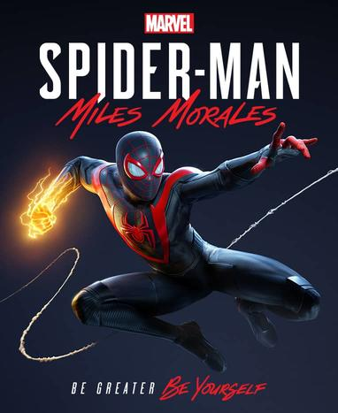 Marvel's Spider-Man: Miles Morales Game Poster
