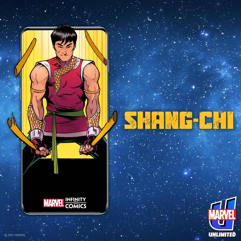 Read the entire first story arc of SHANG-CHI today!