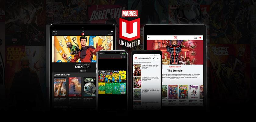 Marvel Unlimited: Subscribe & Read 27