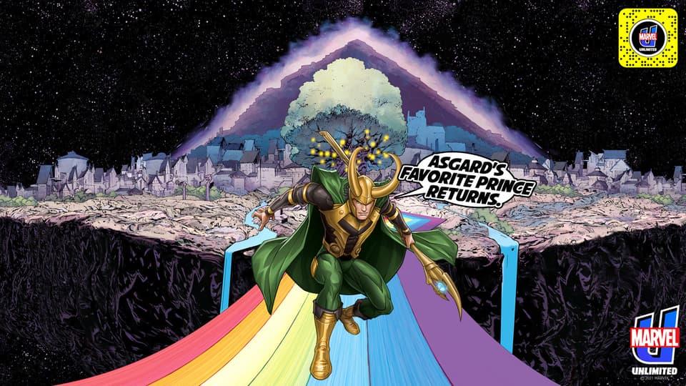 Loki and Asgard