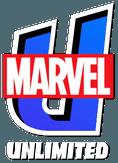 Marvel Unlimited Logo White Text