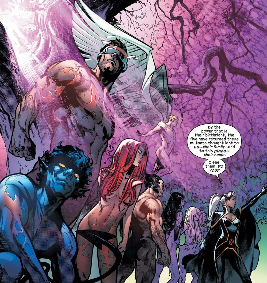 House of X #5.