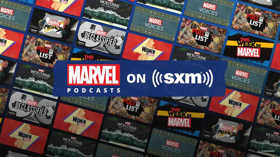 Marvel on SiriusXM